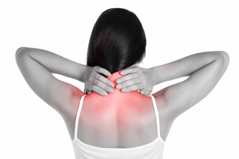contractura muscular cuello